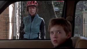 Una de las escenas más recordadas de 'El sexto sentido'.