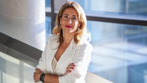 ECONOMIA alcaldesa de Gavà, Raquel Sánchez Jiménez FOTO PEPA ALVAREZ