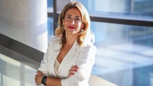ECONOMIA alcaldesa de Gavà, Raquel Sánchez Jiménez