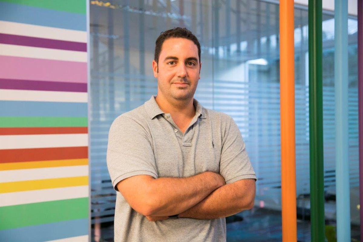 Manolo Sánchez Cobián, ceo mundial de Fini Company