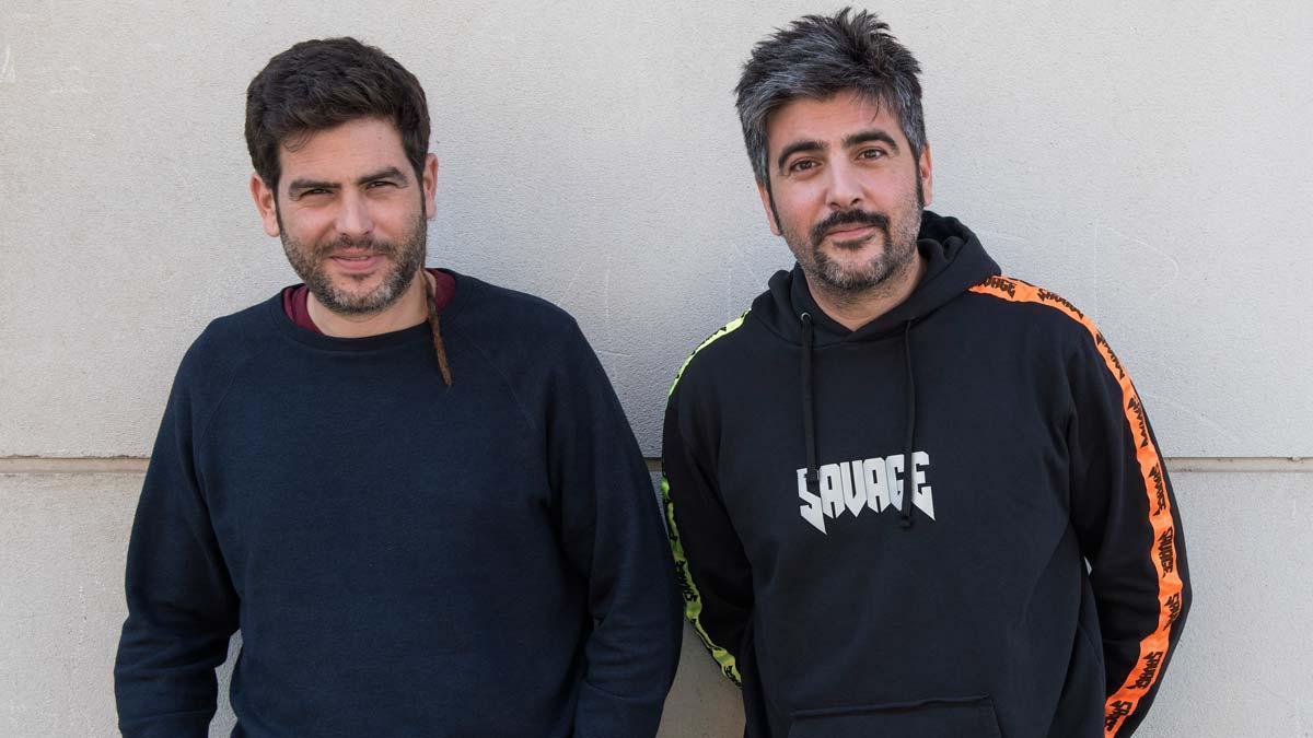 Los hermanos Jose y David Muñoz, el dúo Estopa, en 2019.