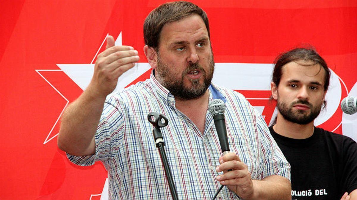 Junqueras insta a Mas a no negociar alternativas a la consulta del 9-N
