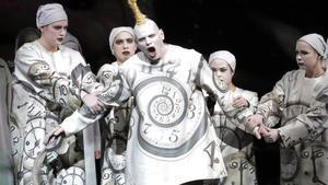 Imagen de'Karl V' el nuevo reto operístico de Carlus Padrissa y Lita Cabellut.