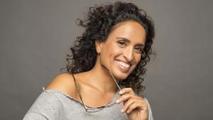 La cantante israelí Noa.