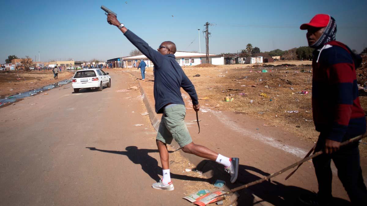 ¿Què passa a Sud-àfrica? En cinc claus