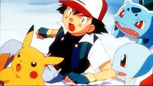 Imagen de la serie dedibujos animados 'Pokémon'.