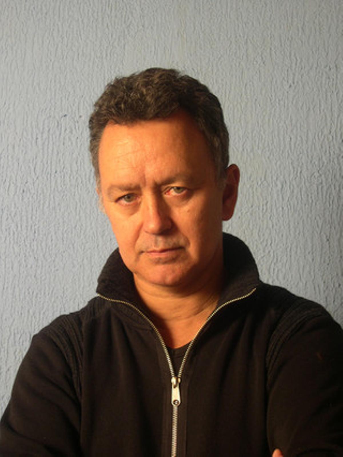 Paco Elvira, en una imagen del 2008.