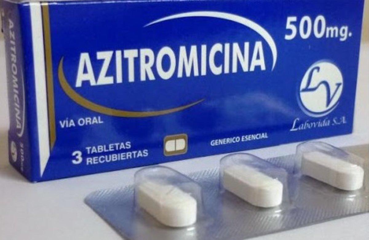 La azitromicina es actualmente el segundo medicamento más usado en el mundo en el tratamiento de pacientes con COVID-19 en estado grave.