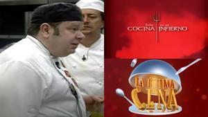 La primera vez de Alberto Chicote en 'Esta cocina es un infierno', el precursor de 'La última cena'