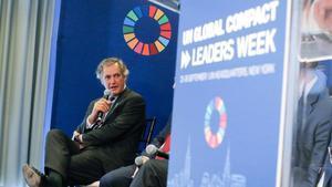 El president d'Acciona advoca per «accelerar cap a un món descarbonitzat»