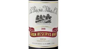 Rioja Alta 890 Gran Reserva Selección Especial 2005