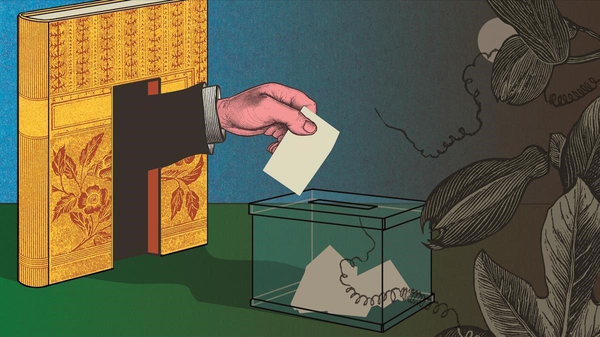 Ilustración de María Titos.