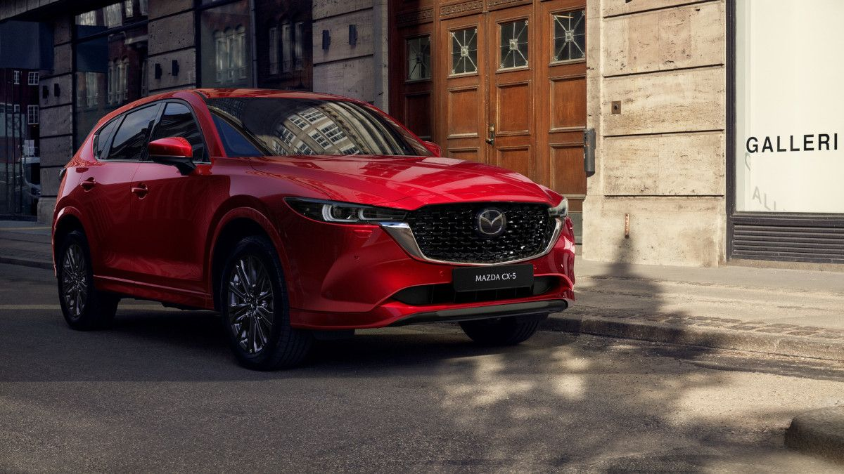 Mazda CX-5 2022: te avanzamos las novedades de su renovación y el precio de lanzamiento