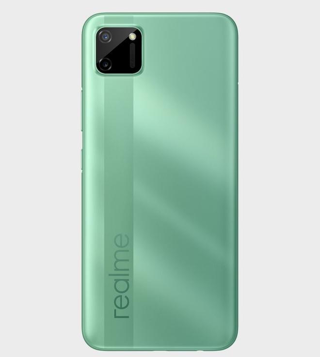 Realme presenta l''smartphone' model C11 per 99 euros