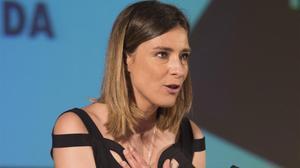 Sandra Barneda confirma la seva relació amb Nagore Robles