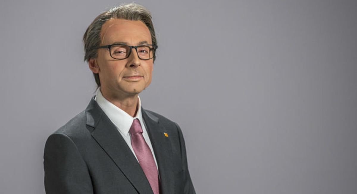 Bruno Oro se despide de su personaje de Artur Mas en el programa 'Polònia', de TV-3.