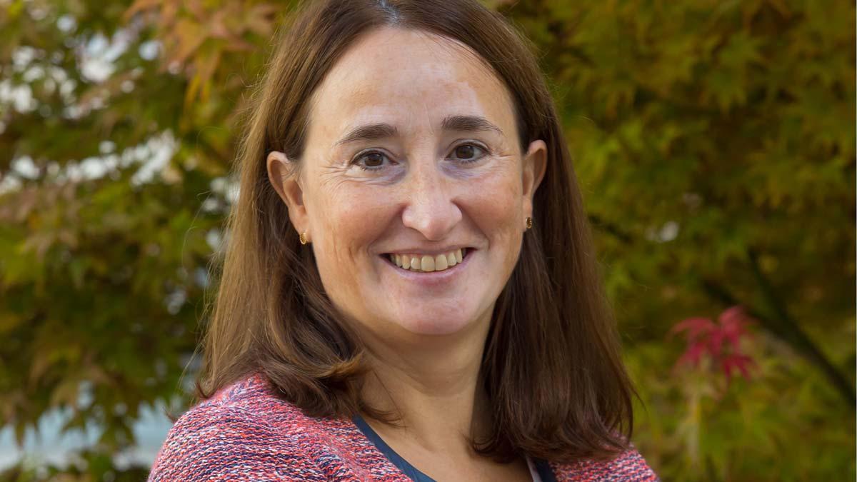 Charo Sábada, investigadora del Instituto Cultura y Sociedad de la Universidad de Navarra.