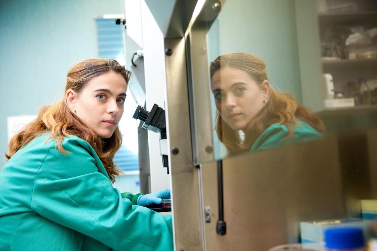 Guadalupe Sabio profesora titular en el Centro Nacional de Investigación Cardiovascular.