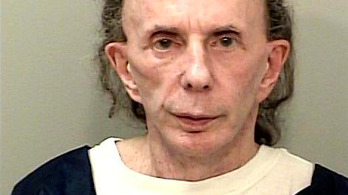 Muere Phil Spector a los 81 años en la cárcel, el mítico productor de los Beatles.