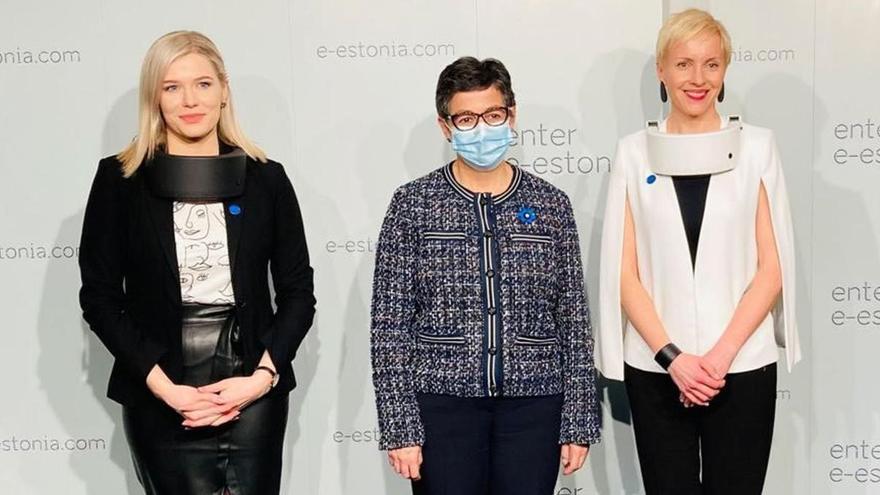 Image Las mascarillas del futuro: el purificador de aire anticovid diseñado en Estonia