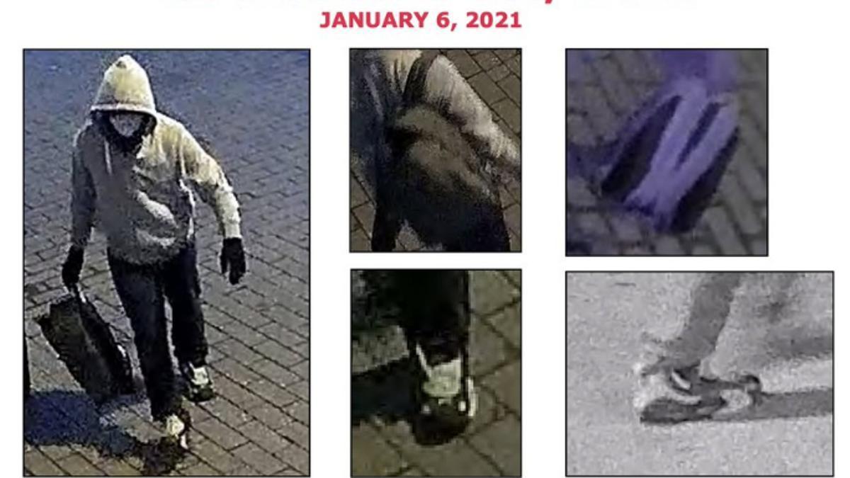 Unes Nike d'edició limitada, en recerca i captura per l'FBI