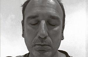 """Joan Pons: """"En la sala de espera quise huir, pero me calmé con Mecano"""""""