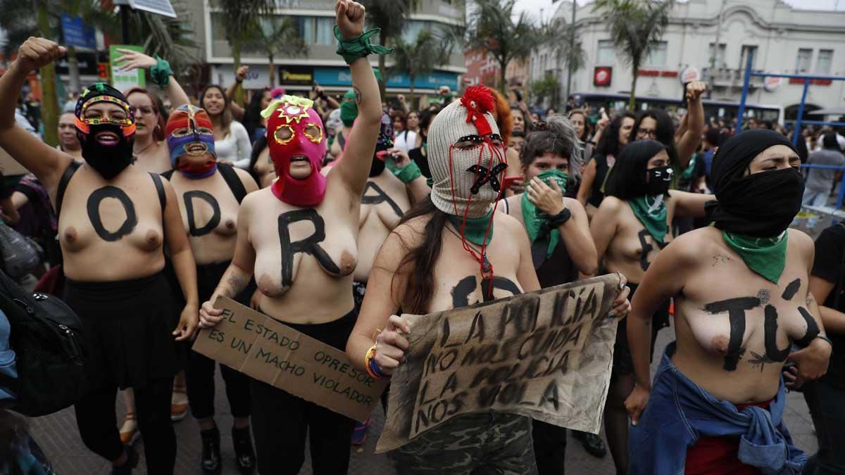 'Un violador en tu camino', l'himne viral contra la violència masclista