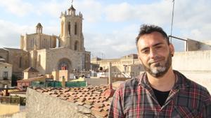 Jordi Olivan, técnico de Intermedia y dinamizador de la oficina pedagógica de Incorpora, el programa de inserción sociolaboral de la Fundación 'la Caixa'.
