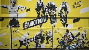 Equips i dorsals dels corredors del Tour de França 2020