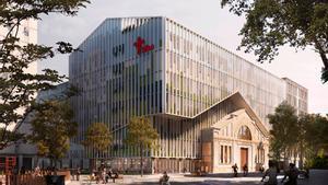 Comença la construcció del Nou Hospital Evangèlic de Barcelona en el 22@