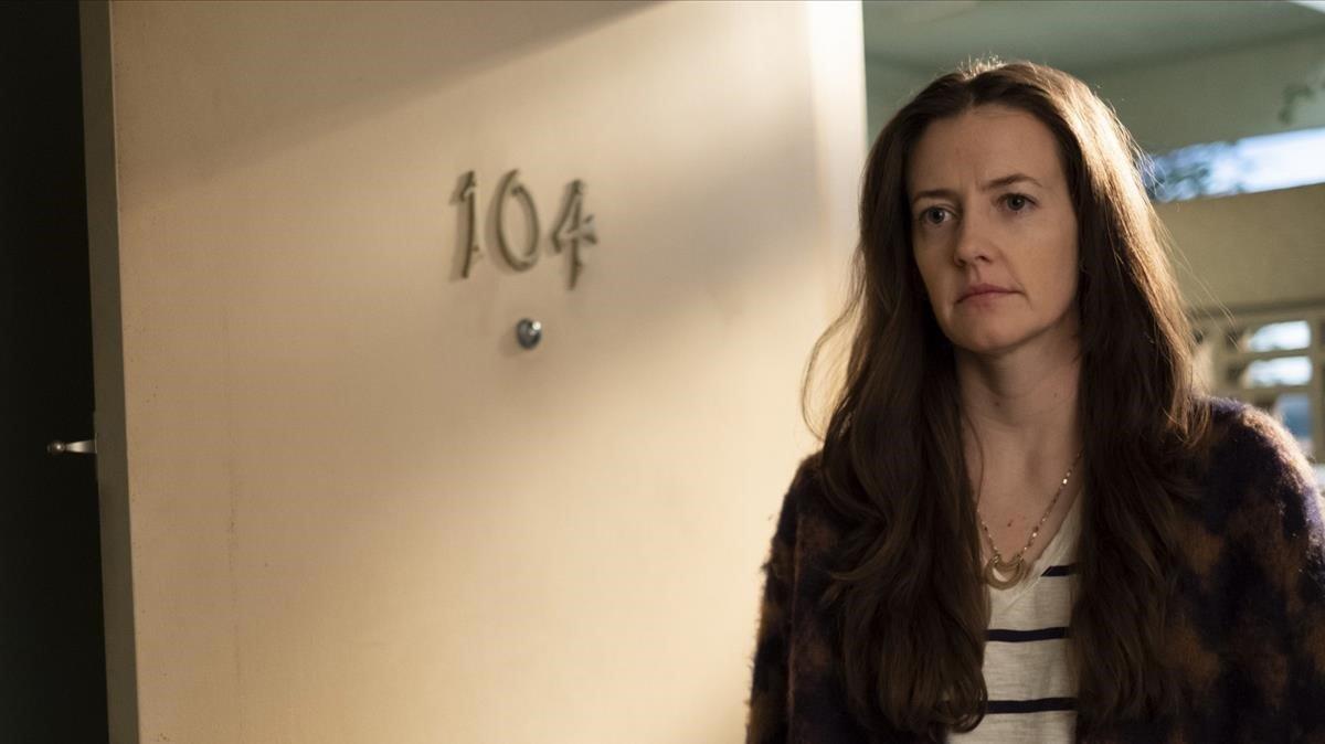 Stephanie Allynne en 'El retorno', quizá la mejor entrega de 'Room 104'.