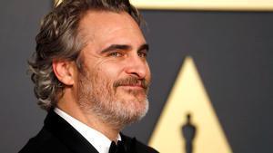 Oscars 2020. Joaquin Phoenix gana el Oscar a mejor actor.