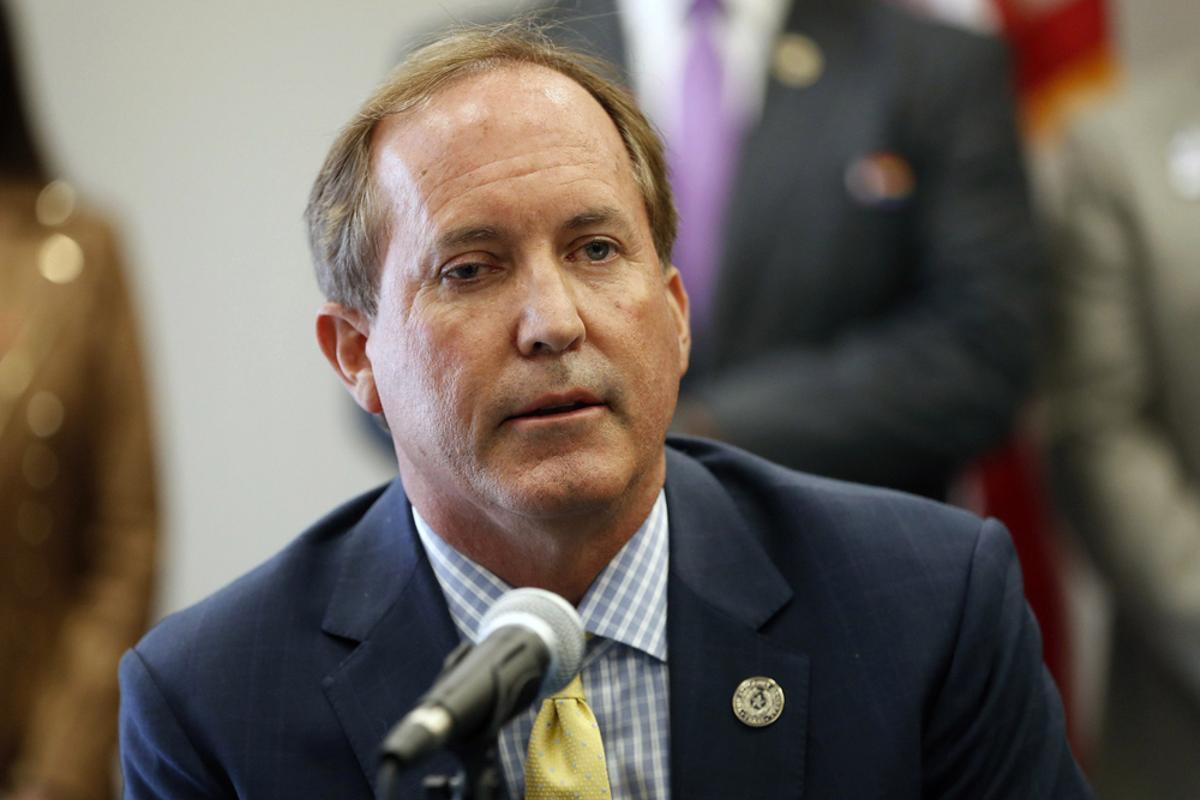 El fiscal general de Texas recorre la suspensió de les deportacions