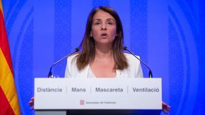 """Budó: """"Emplazo al Gobierno a leer la realidad de las urnas en Catalunya"""""""