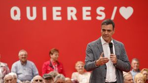 Pedro Sánchez cau en el laberint del debat