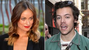 Olivia Wilde y Harry Styles.
