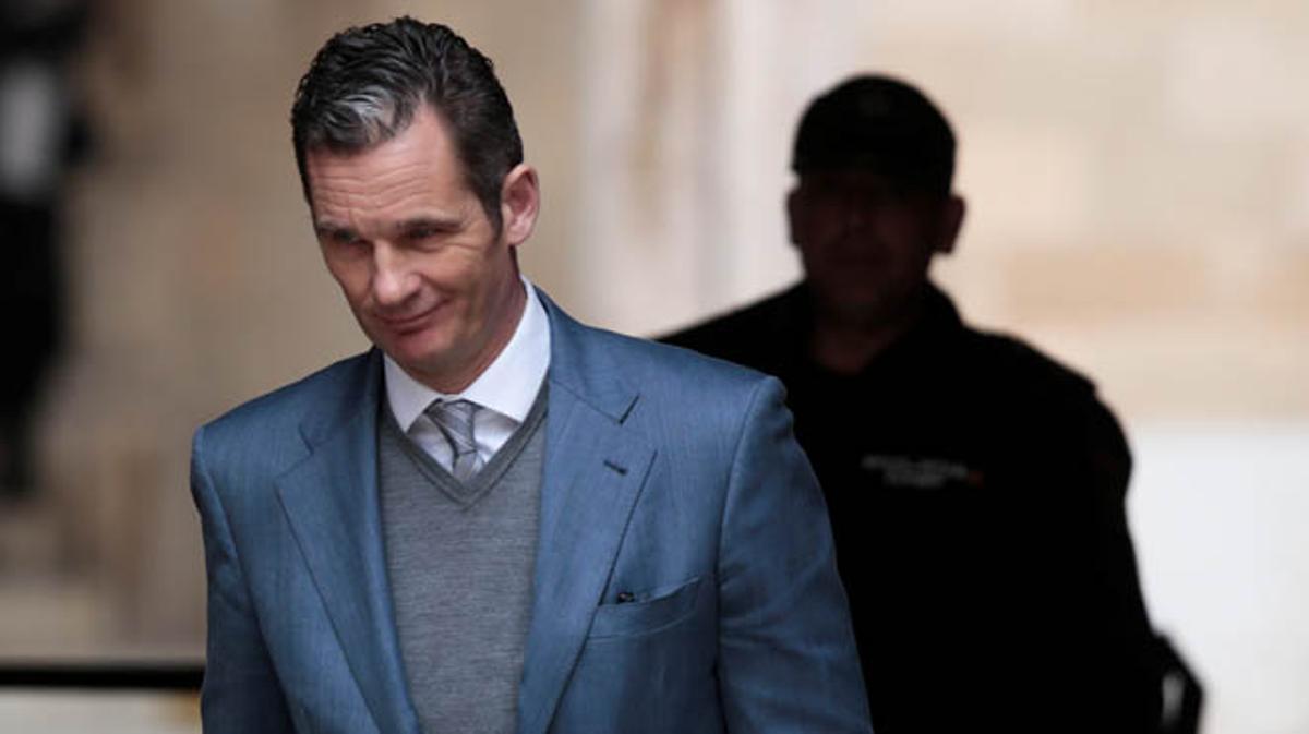 El marido de la Infanta Cristina tendrá que comparecer una vez al mes ante un juzgado en Ginebra.