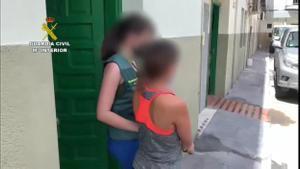 Detenido grupo que concertaba citas sexuales para extorsionar a los clientes