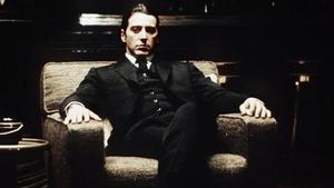 Pacino, en la segunda entrega de 'El padrino'.