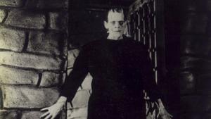 Boris Karloff, en 'Frankenstein', de James Whale