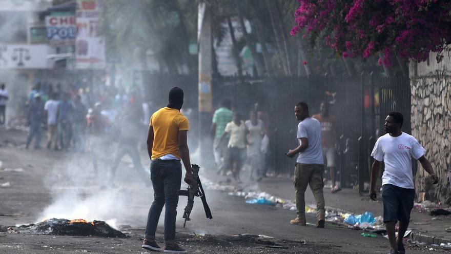 Aumenta la violencia en Haití con enfrentamientos entre bandas armadas