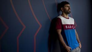 Entrevista con el 'Kun' Agüero', jugador del Barça