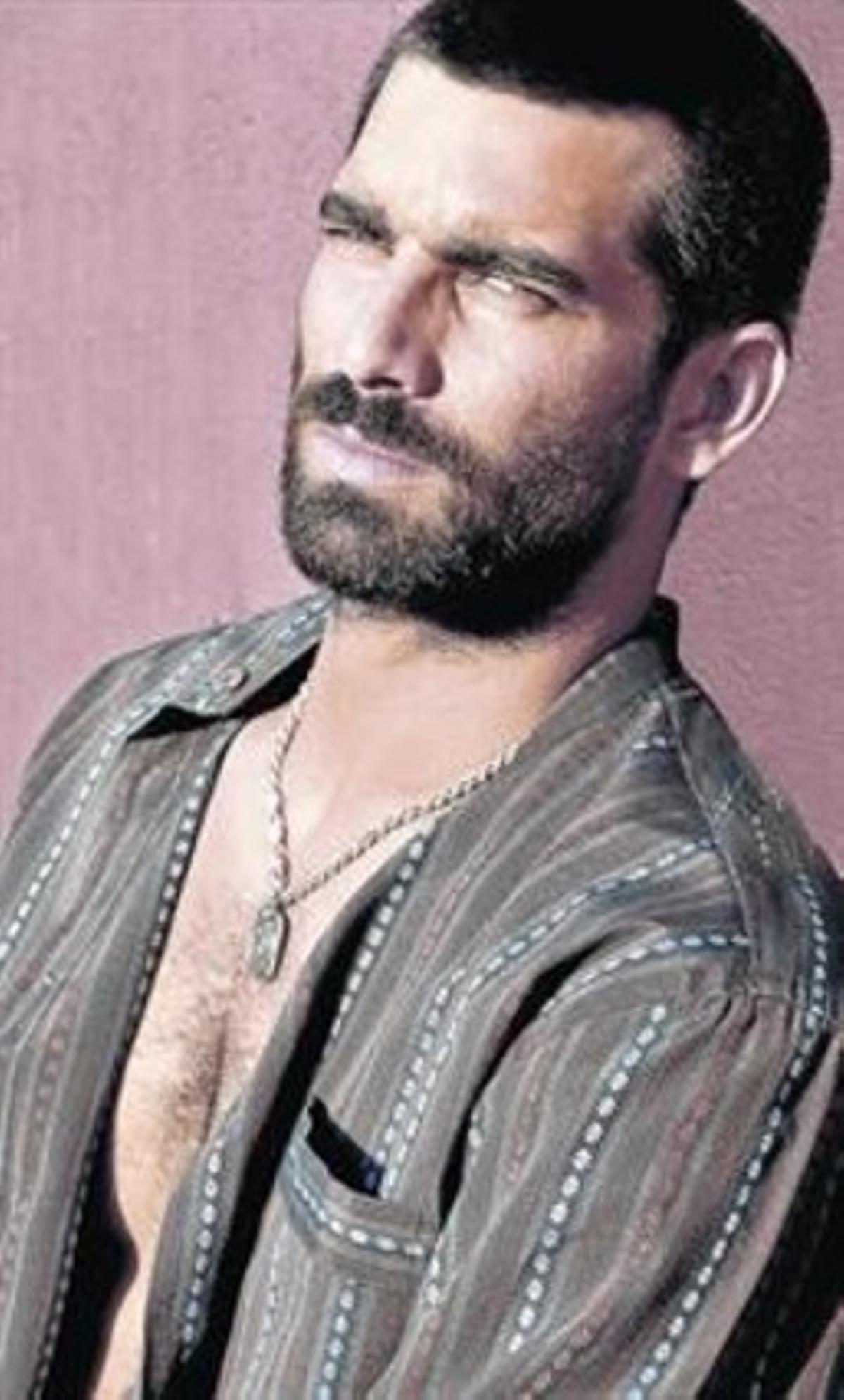 Rubén Cortada interpreta al 'narco' Faruq Ben Barek en 'El Príncipe'.