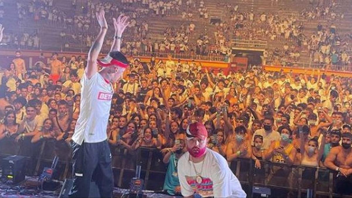 Un concert de reggaeton, festes en barcos i nou hotels: així es va gestar el megabrot de Mallorca