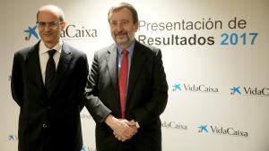 VidaCaixa va guanyar 290 milions en el primer semestre