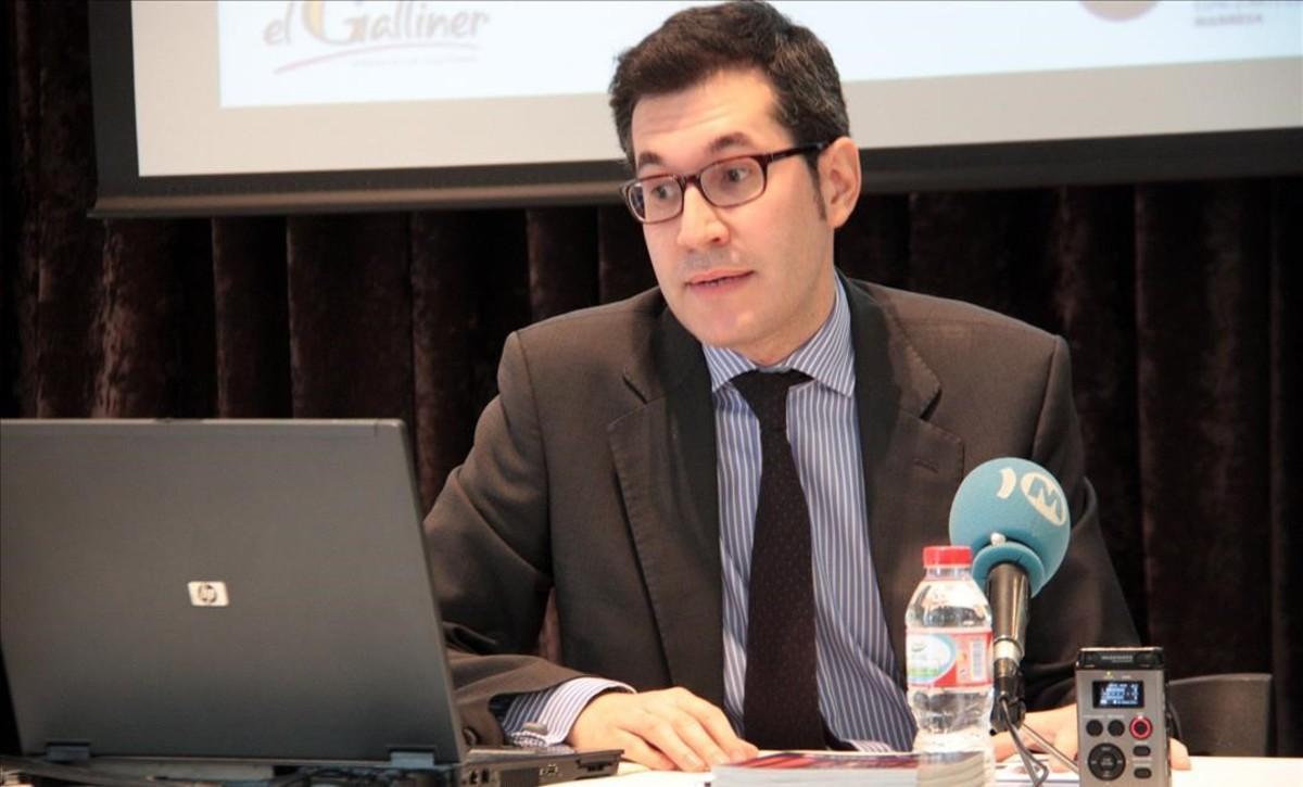 Valentí Oviedo, el nuevo director general del Liceu, en una imagen de archivo.
