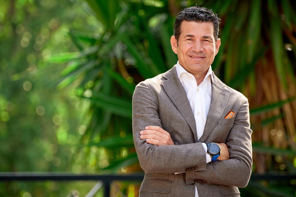 Cristian Rovira, vicepresidente de Grupo SIFU