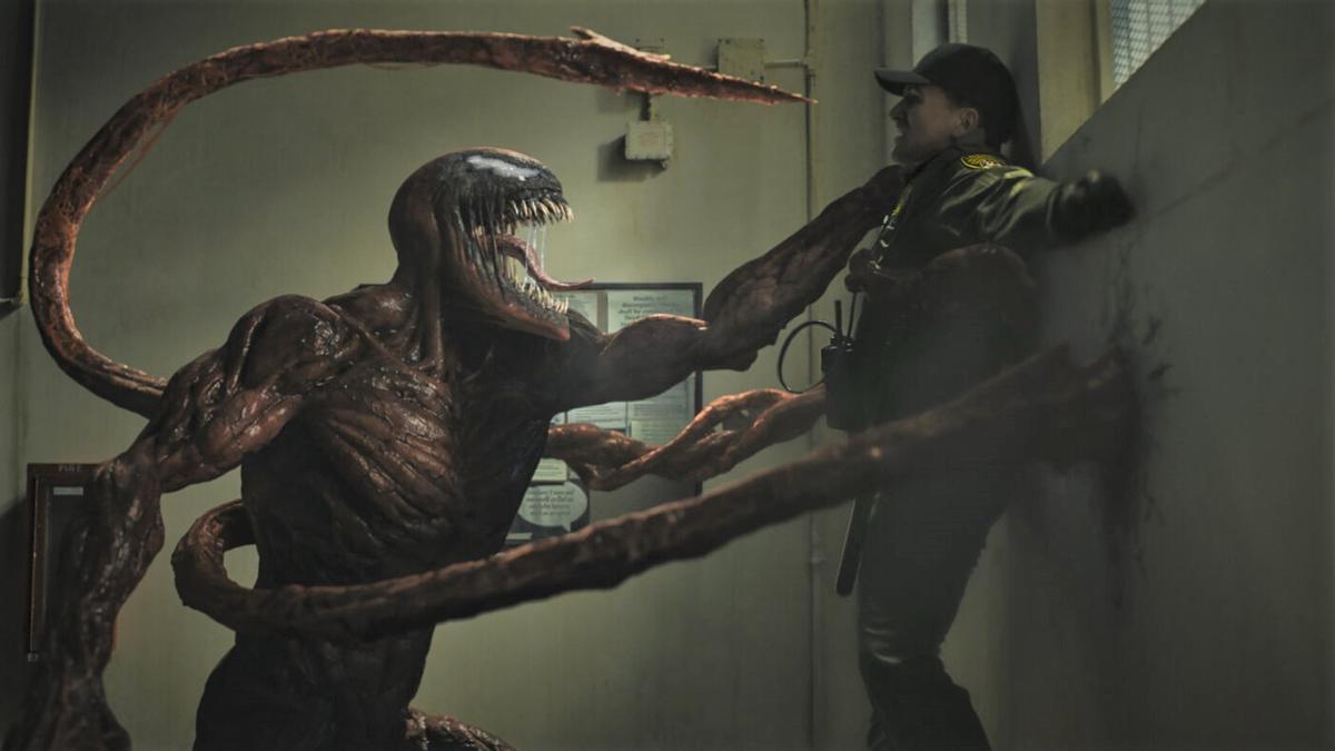 Fotograma de 'Venom: Habrá matanza'
