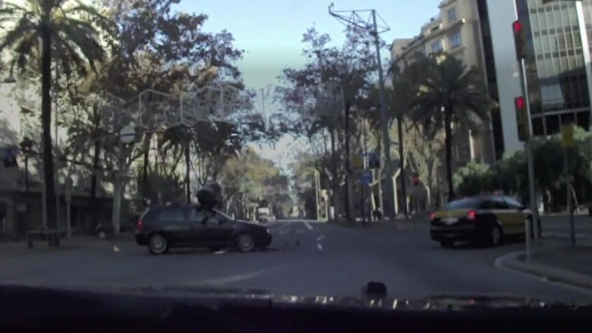 Campaña municipal contra los accidentes de tráfico