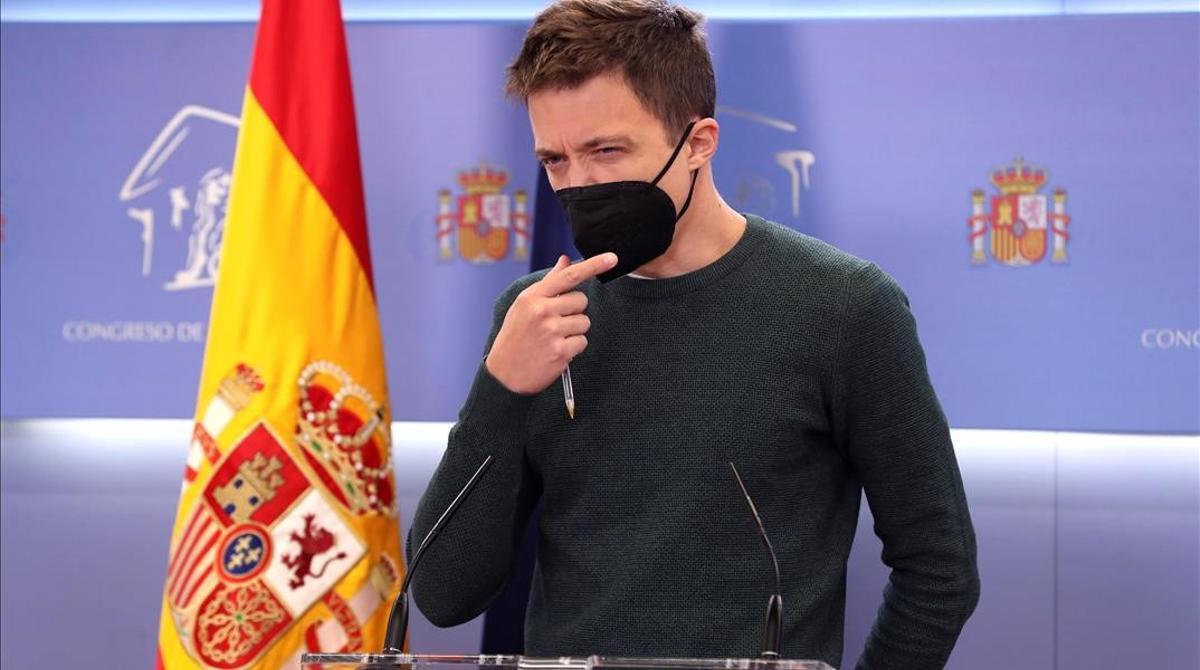 Errejón se abre a pactar con Cs para evitar un gobierno de PP con Vox.